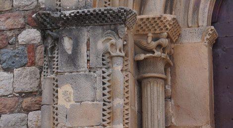 Església romànica de Sant Fèlix de Canovelles, Vallès Oriental.