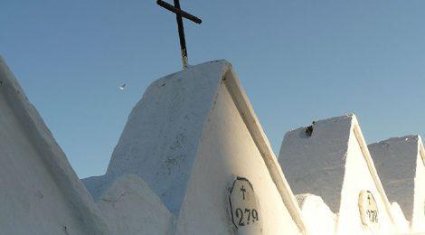 Cementiri mariner de L'Escala. Alt Empordà.