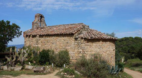 Ermita de Sant Bartomeu de Cabanyes, La Roca del Vallès.