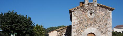 Ermita de Nostra Senyora de Les Fonts de Salitja. La Selva.