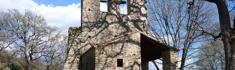 Església de Sant Valentí de Salarsa a Camprodon.
