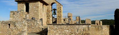 Calafell. Castell de la Santa Creu