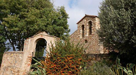 Riells i Viabrea. Ermita de Sant Llop