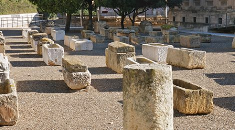 Tarragona. Necròpolis