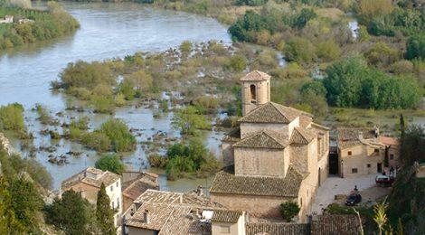 Església Vella de Miravet.