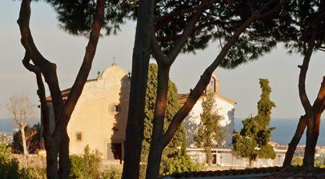 Ermita de la Mare de Déu de la Cisa a Premià de Dalt.