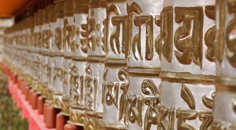 Monestir budista de Panillo.