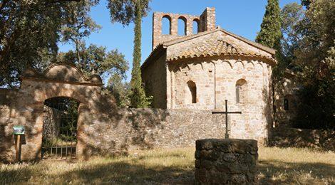 Lliçà d'Amunt. Ermita de Santa Justa