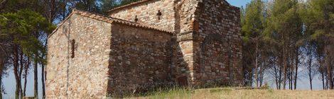 Capella de Sant Nicolau a Sabadell.