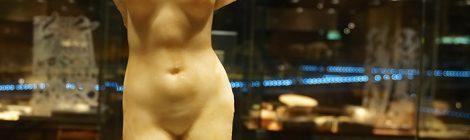 Venus de Marbre al Museu de Badalona.