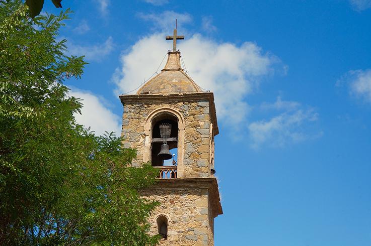 campanar de Santa Afra, Vall de Llémena