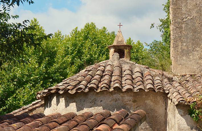 Església de Ginestar, Vall de Llémena