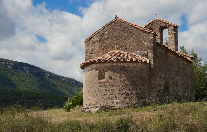 Sant Joan del Pla, Vall de Llémena