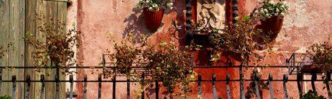Balcó a Torri del Benaco.