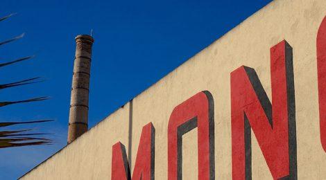 Fàbrica Anís del Mono de Badalona.