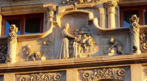 Barcelona. Casa Berenguer