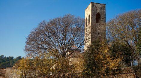 Lliçà de Vall. Sant Esteve de Palaudàries