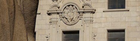 Façana de l'Edifici Banesto.