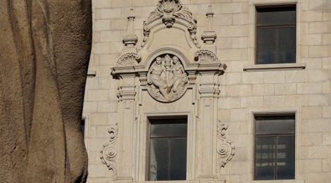Barcelona. Edifici Banesto