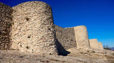 Castell de la Pobla de Claramunt.