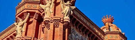 Arc de triomf. Barcelona