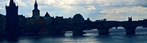 El Pont de Carles. Praga
