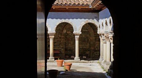 Sant Pere de Casserres. Osona