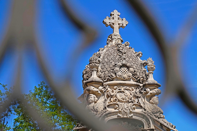 10 cementiris de Catalunya per visitar. Mataró.