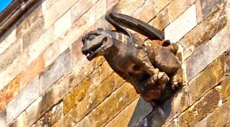 gàrgola catedral Barcelona