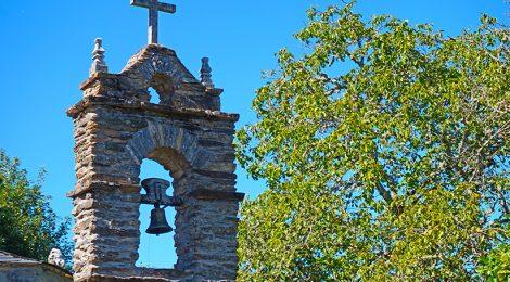 Capella de San Bieito a Horta.
