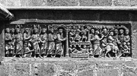 sarcòfag Bethesda. Catedral. Tarragona