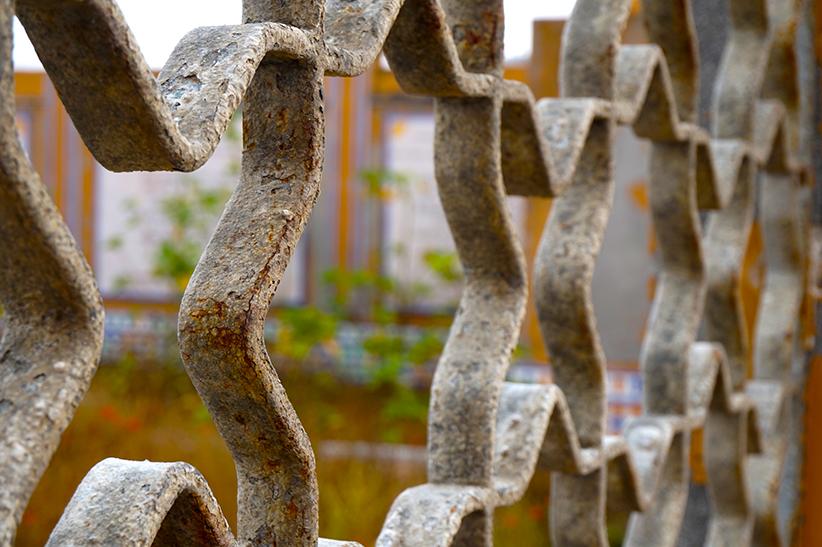Reixa del Cementerio Moro. Quart itinerari per A Coruña