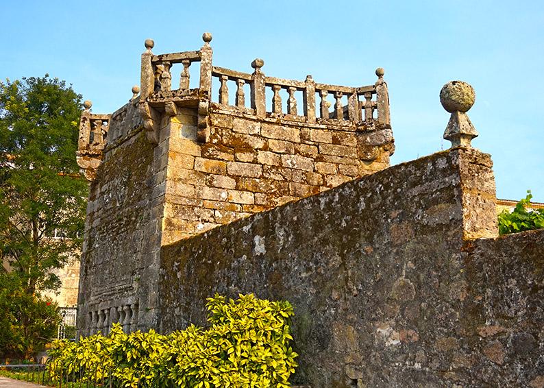 Torre de l'homenatge. Visita a Cambados