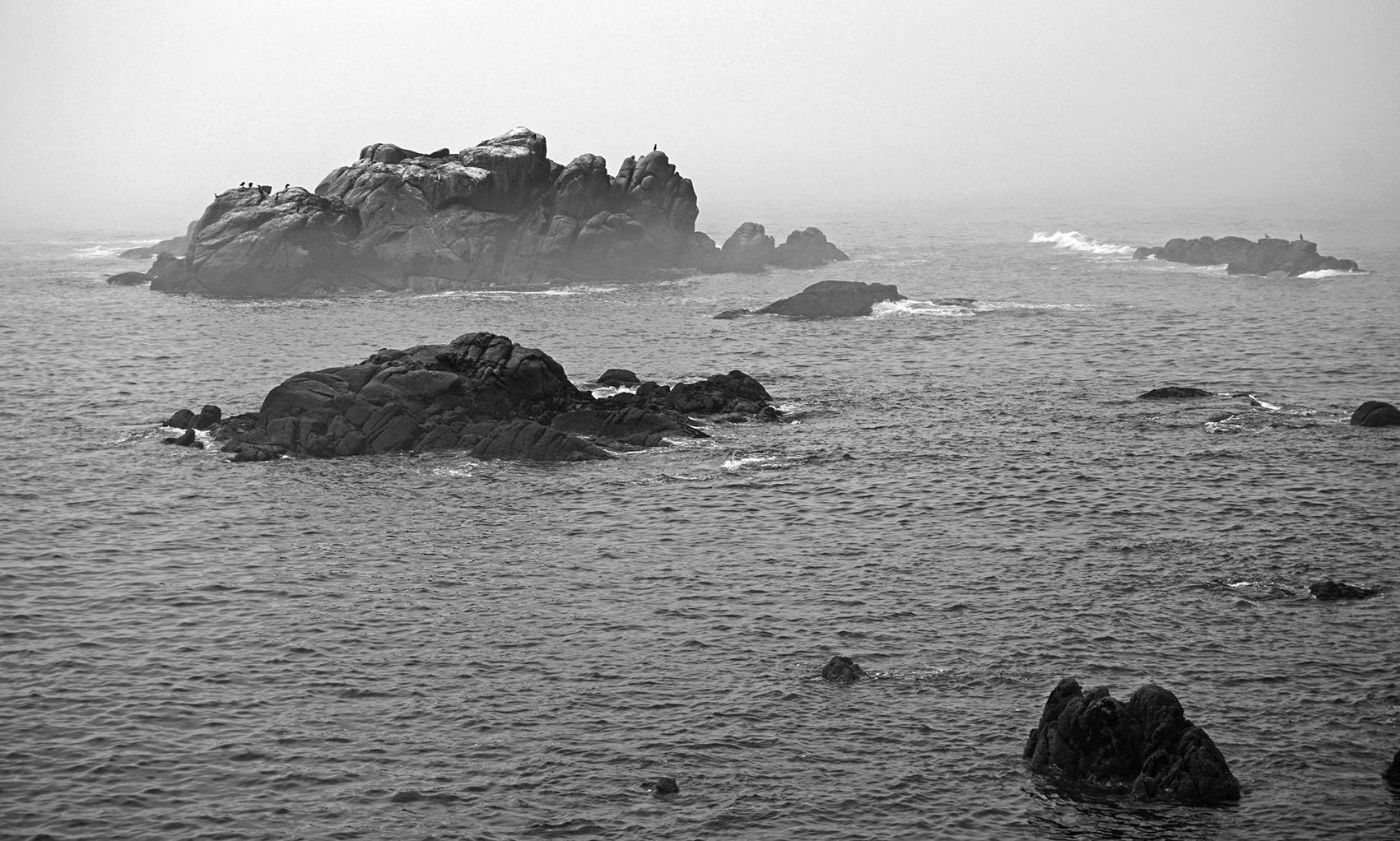 Illots enmig de la boira. Quart itinerari per A Coruña