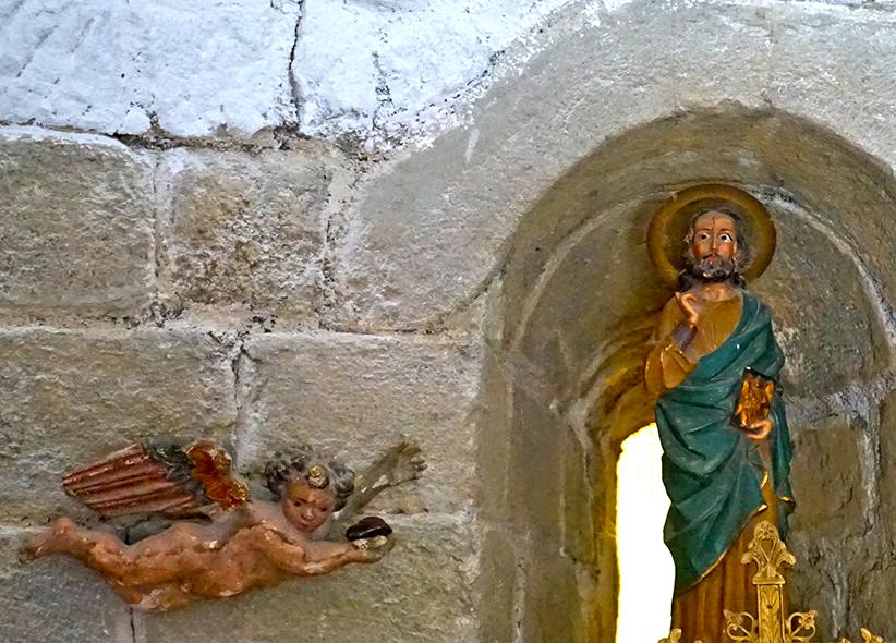 Estàtua de Sant Mateu
