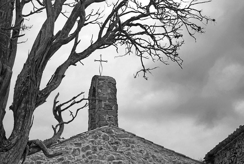 Campanar de cadireta. Ermita de Sant Mateu de Premià de Dalt