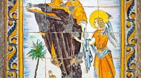 Font de Sant Mateu. Premià de Dalt. Ceràmica. Guivernau