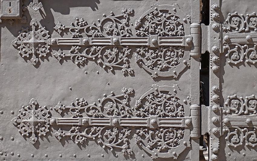 Frontises de les portes del Fossar Vell de Tarragona.