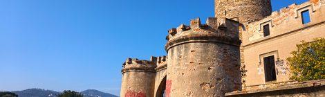 Torre Salvana. Santa Coloma de Cervelló. Baix Llobregat