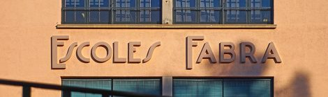 Escoles Fabra d'Alella.