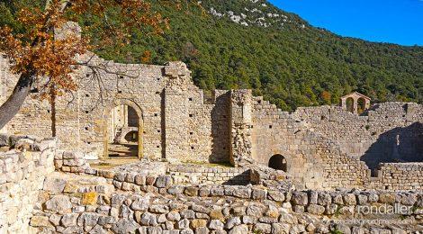 Sant Llorenç de Sous. Romànic. Alta Garrotxa.