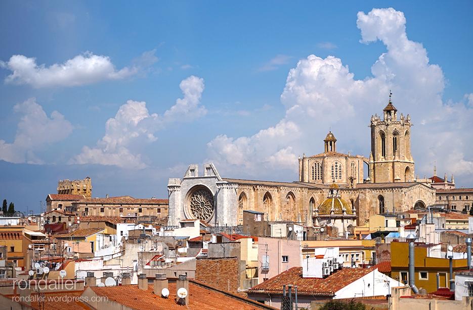 Comarques de Tarragona. Catedral