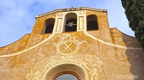 Santuari de Santa Eulàlia. Vilapicina. Nou Barris. Barcelona