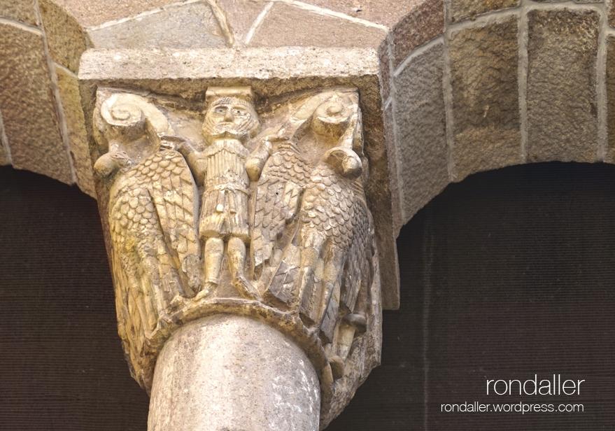 Santa Maria de Besalú. Romànic. Monestir de Pedralbes. El Conventet. Barcelona