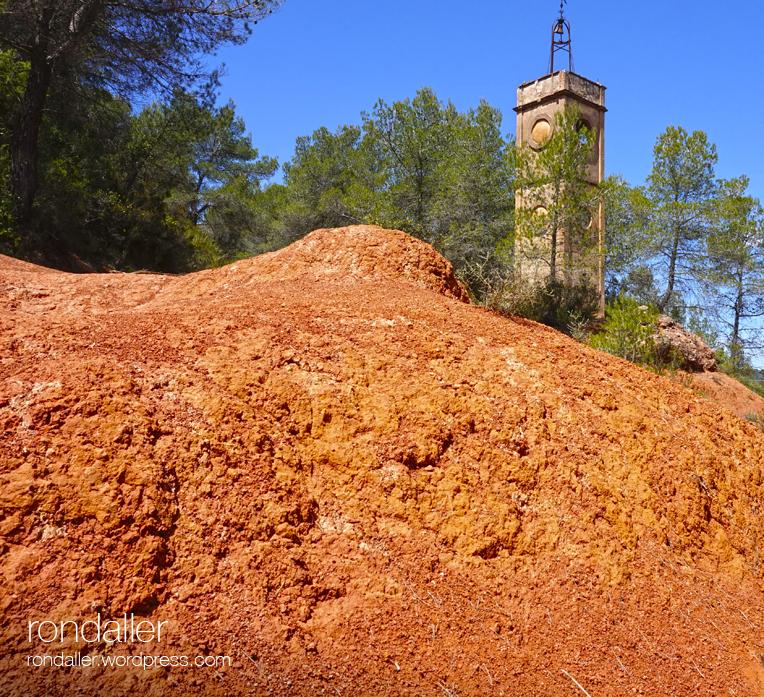 Torre del rellotge. Caldes de Montbui. Vallès Oriental