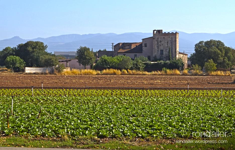 Torre de les Aigües. Granollers (Vallès Oriental).