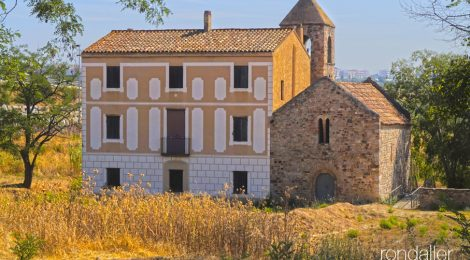 Sant Pau de Riu-sec, Sabadell, Vallès Occidental, romànic
