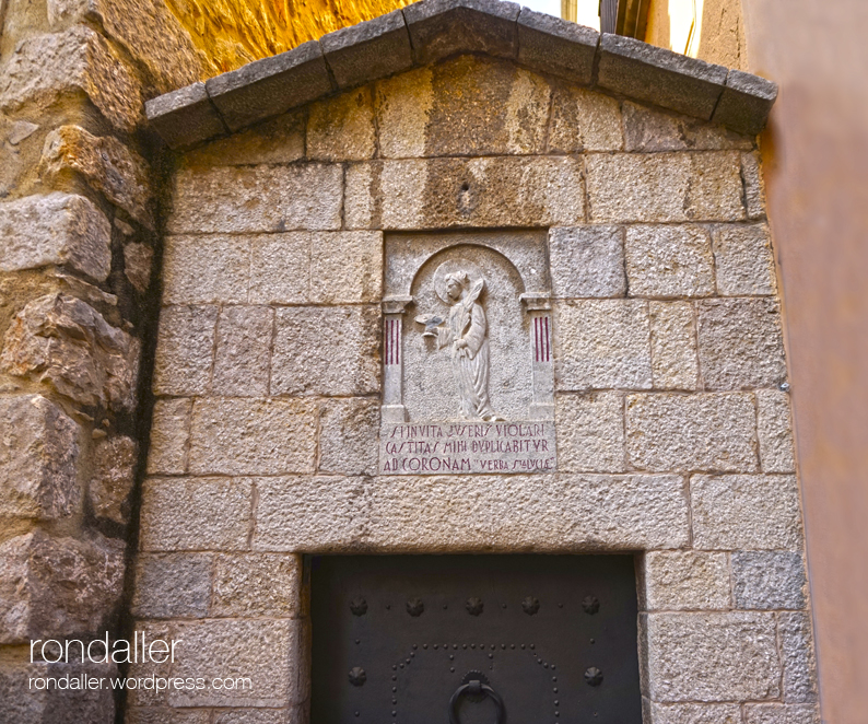 Santa Llúcia. Girona. Gironès