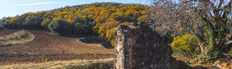 Canet d'Adri, volcà, Vall de Llémena, Gironès