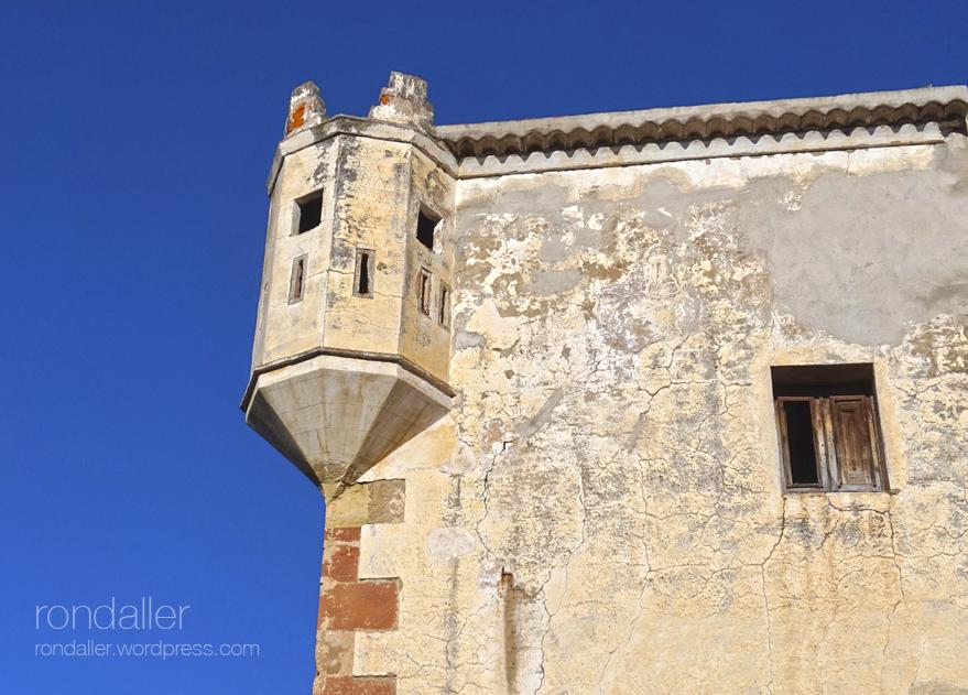 Casal fortificat dels senyors de Gelida.